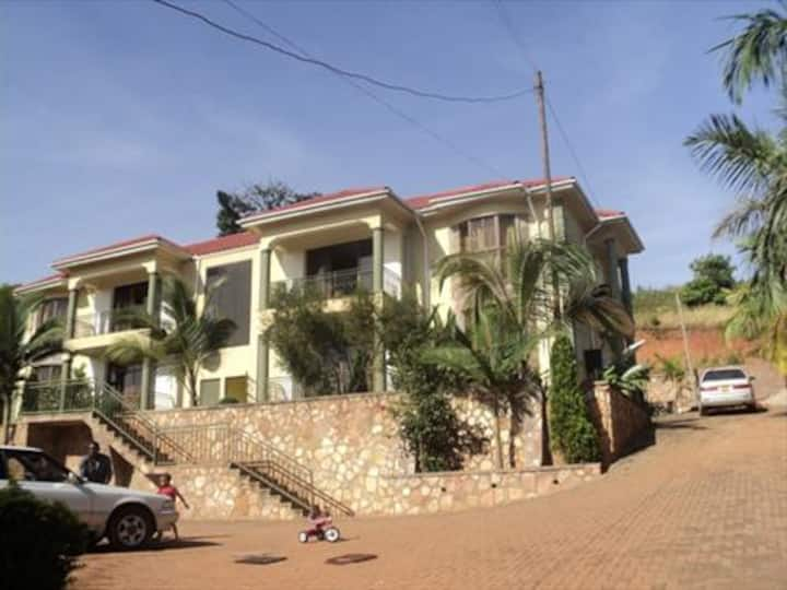 Fully furnished apartments in Lubowa