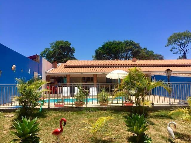 Casa Costa Azul de frente para Represa Jumirim