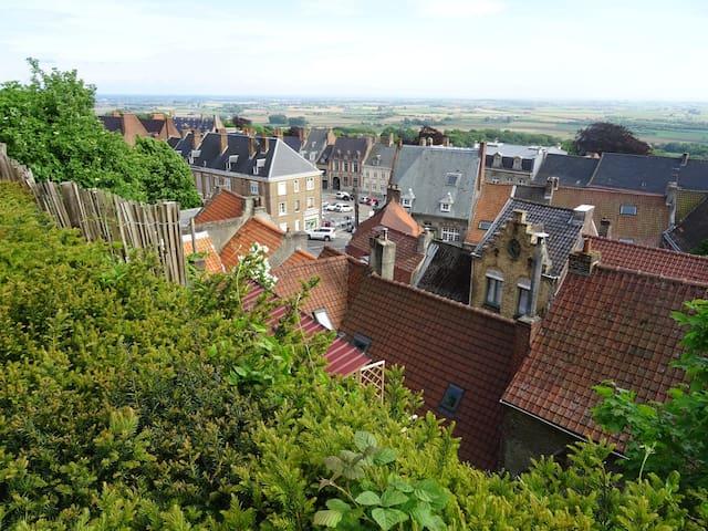 Leven als God in (Vlaams) Frankrijk ! - Cassel - Maison