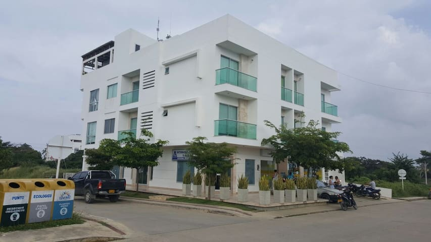Hermoso apartamento en el centro de Coveñas, Sucre