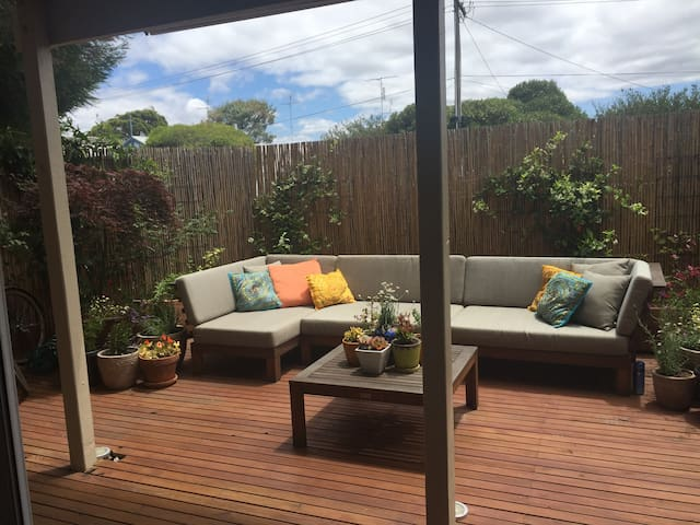 Riverside double story apartment. - Ocean Grove - Flat