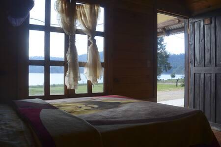 Habitación en Montebello. Frente a Lago Tziscao