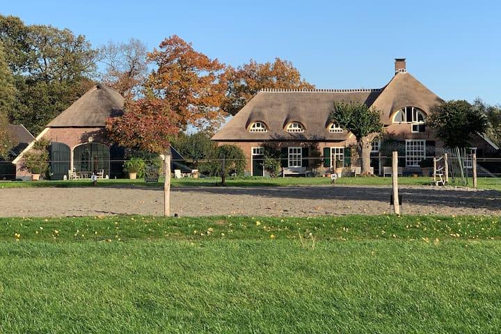 Countryliving at Erve 't Schoolder