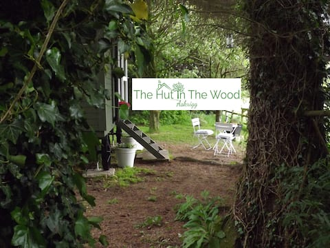 The Hut in The Wood,  Shepherds Hut, Askrigg