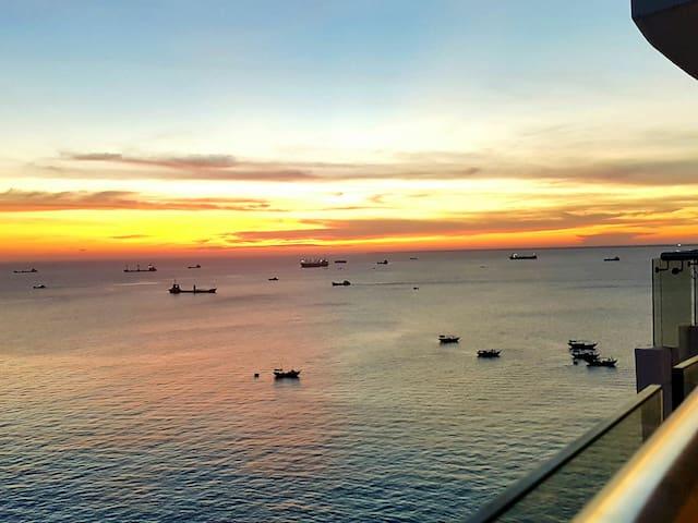 Amazing seaview apartment - tp. Vũng Tàu - Appartement