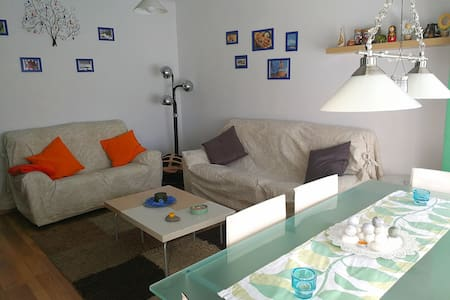 Quality apartment close to beach