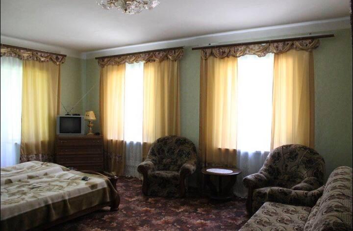 3х местная комната Hotel Moscow