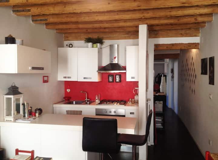 Appartamento in centro storico a Vicenza