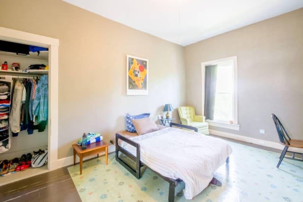 Traddles Bedroom