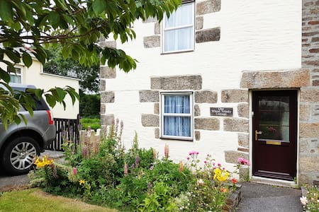 Beautiful Cosy Cottage-10 mins to Portreath Beach