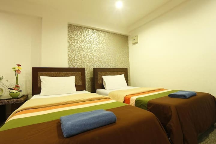 Great location,cozy apt. near Khaosan Rd. (3)