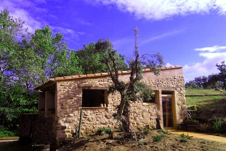 Charming farm cottage in the nature - Vilartolí - House