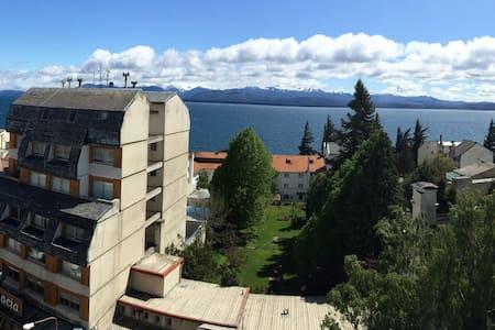 Microcentro con impresionante vista al lago - San Carlos de Bariloche