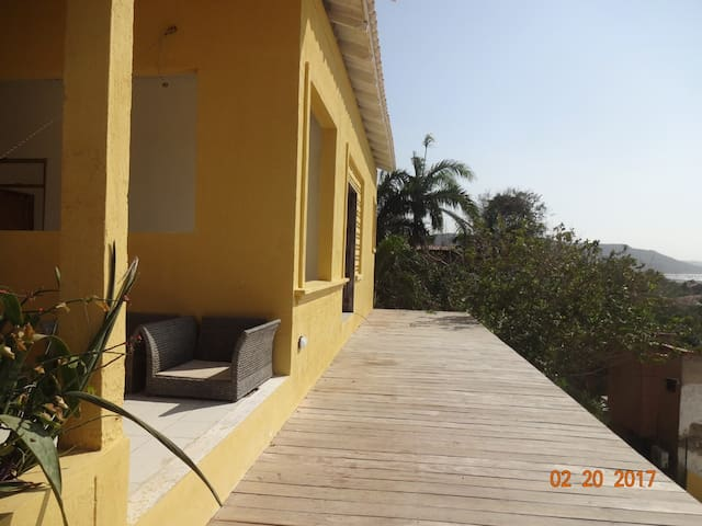 Carnaval de Barranquilla - House on the sea hamaca - Puerto Colombia - Timeshare
