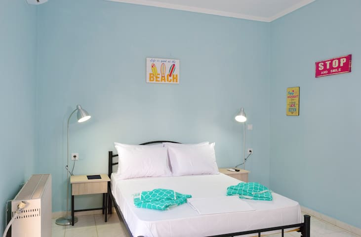 KATERINA APPARTMENT AGIOI APOSTOLI 4 - Daratsos - Apartamento