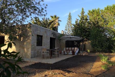 Habitación doble en casa rural, Santa Gertrudis