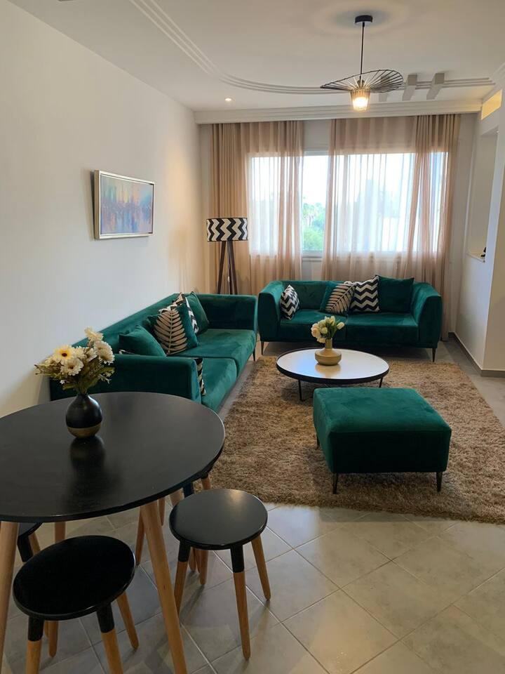Airbetter - Luxurious Sea View Two Bedroom Apartments Kelibia