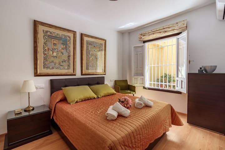 Nice apartment in the center of Granada.