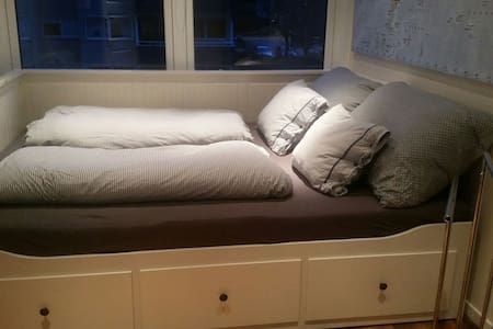 Cozy Room 10min from Bergen centrum - Bergen - Wohnung