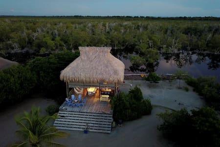 Cartagena Outskirts Beach Villa inc Steward & Chef