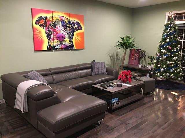 Luxury Modern Apartment 3 min from EWR - Newark