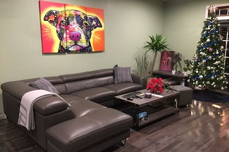 Luxury Modern Apartment 3 min from EWR - Newark - 公寓