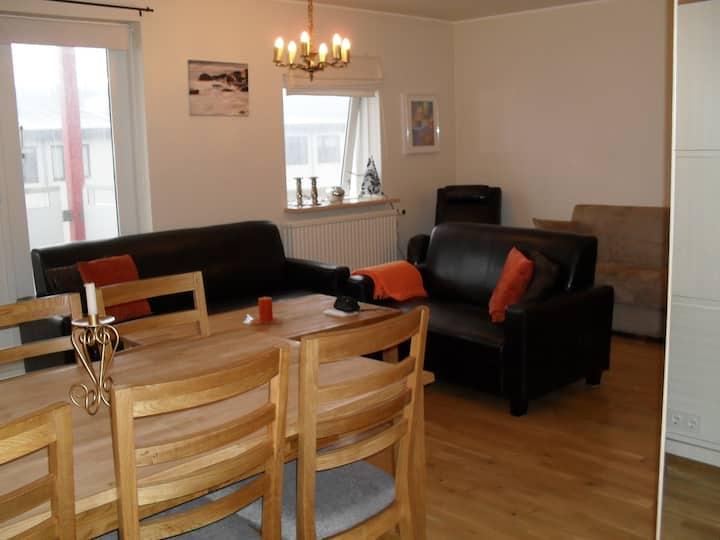 Isafjordur center apartment
