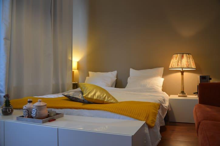 Beautiful, centrally located room - Utrecht - Bed & Breakfast