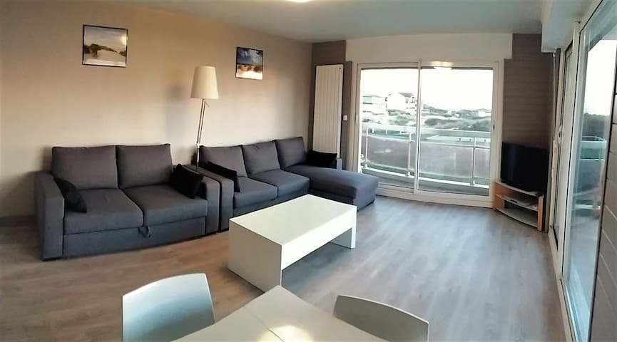 Appartement T2 face mer - Camiers - Appartamento