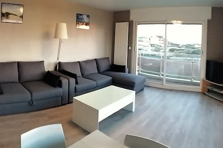 Appartement T2 face mer - Camiers - 公寓