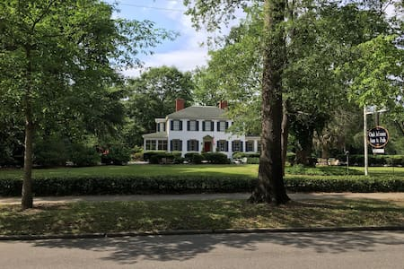 Oak manor inn - Hartsville - Bed & Breakfast