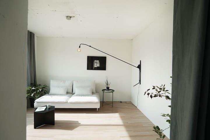 OPENING SALE / Modern & Cosy flat, Trendy area - Yongsan-gu - Loft
