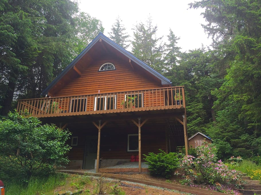 auke bay chat sites A little farther out, condominiums and single-family homes spread out around auke bay itself  with three cabins plus camping sites to choose from,.