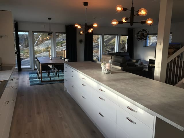Brand new Large house in Partille/Gothenburg