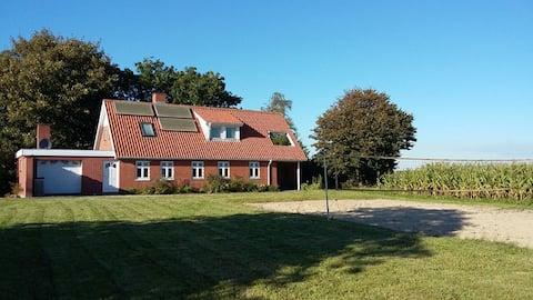 Дом отдыха, Северная Дания