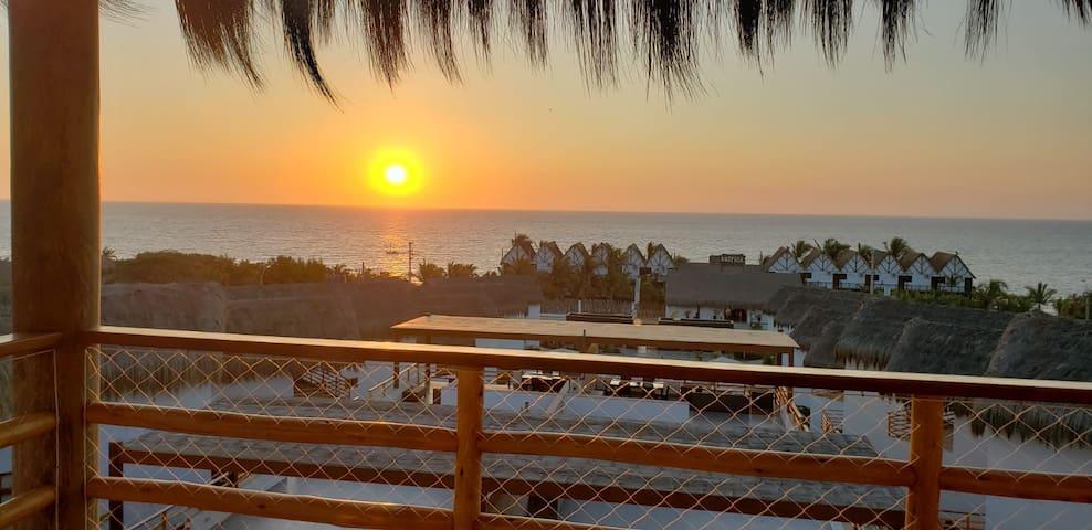 Sunset View Apartment - Vive Vichayito Condominium