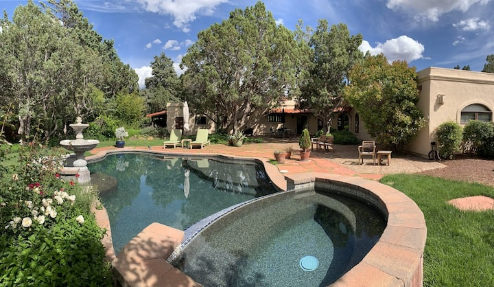 Heavenly Hacienda - Private Pool, Hot tub & Views!