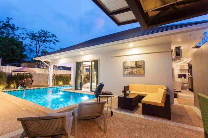 Duangtham Pool Villa AoNang