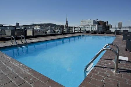 Winter get away in gorgeous cozy condo apartment! - Montréal