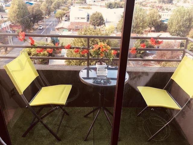 Apart hotel Mirador Don Camilo piso 8