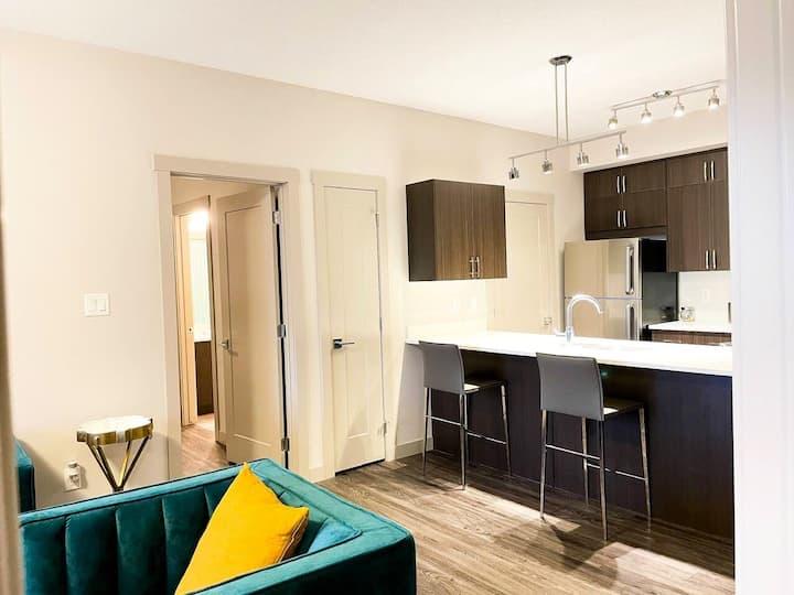 Luxurious Modern Condo 2Bed 2Bath  Edmonton