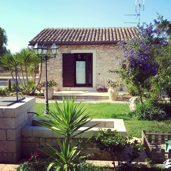 Villa Giusy. Large Sicilian Villa private pool