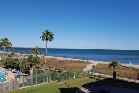 Corpus Christi Beach Condo 3213 - Corpus Christi - Osakehuoneisto