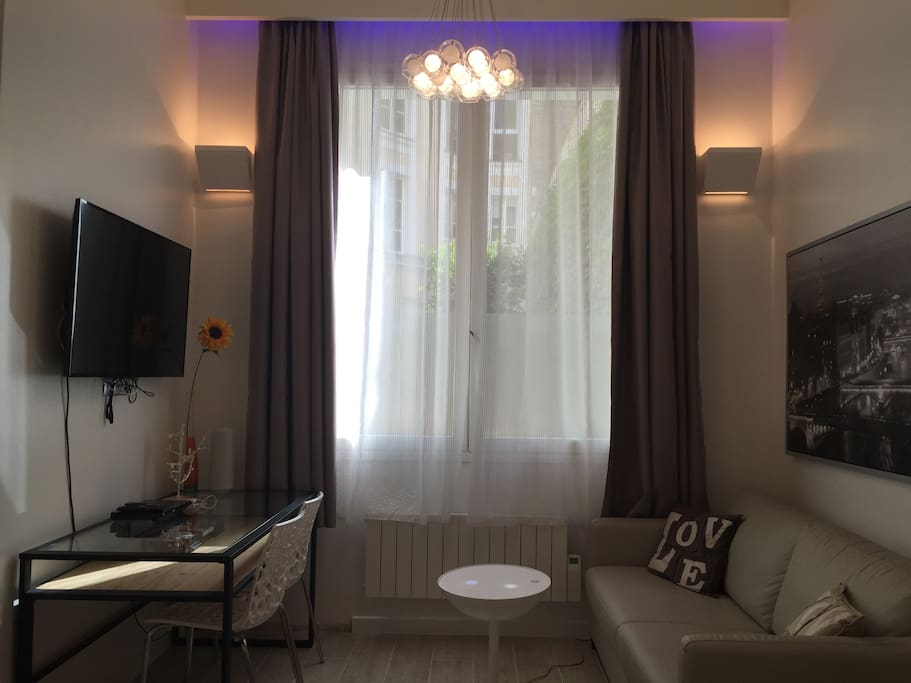 Champs Elysees Apartments For Rent
