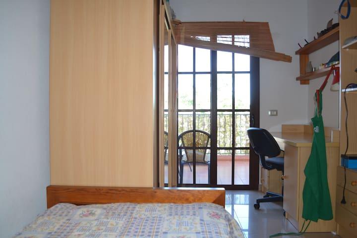 Chambre au calme, vue sur le Teide - Arona - Apartment