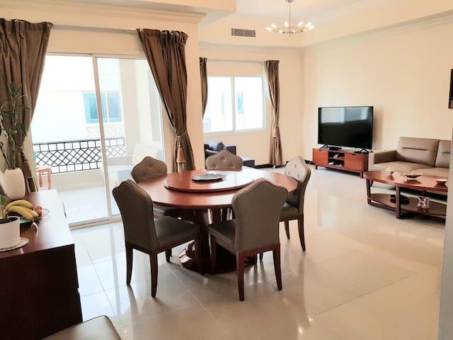 Beautiful fully furnished flat - Ar Rayyan Road