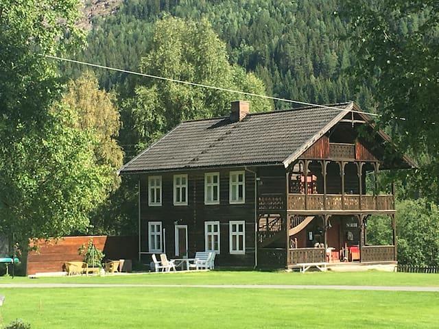Nord-Garthus gård