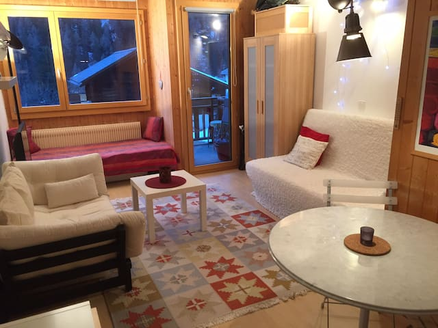 Studio à Zinal, Valais