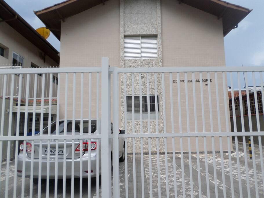 Garagem para 1 veículo, privativo