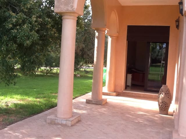 Logement dans un superbe domaine - Marrakech - Villa